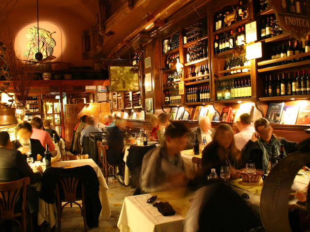 Rome's most droolworthy restaurants