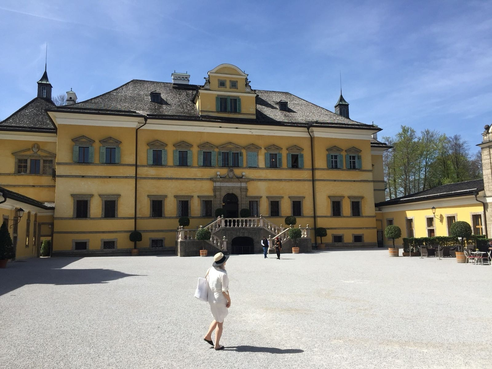 Sound of Music Tour, Salzburg - for use in Salzburg BA campaign