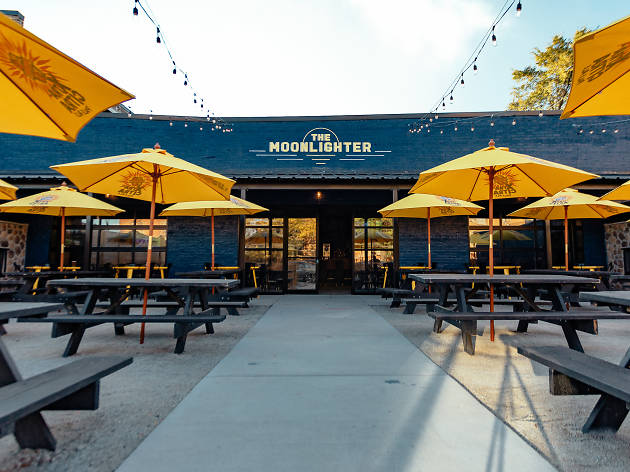The best outdoor bars in Chicago