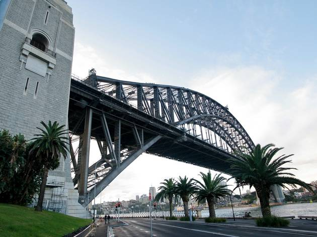 Sydney Harbour Bridge & Pylon Lookout