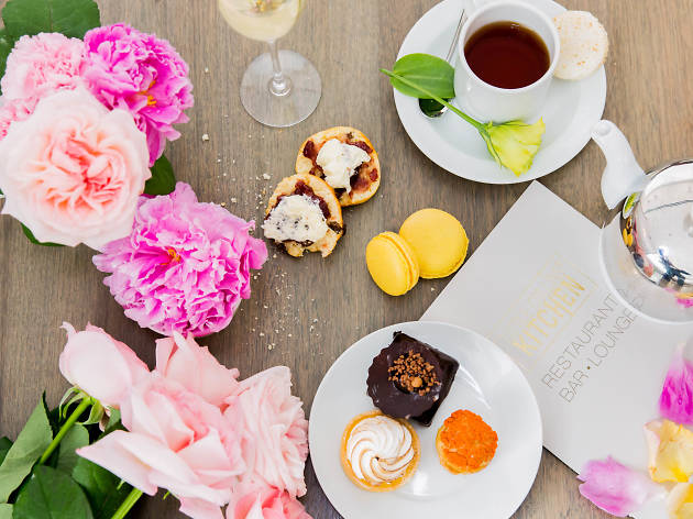 The Sheraton Mother's Day high tea