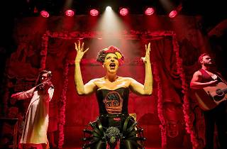Carmen, Live or Dead Hayes Theatre 2018 photo credit: David Hooley