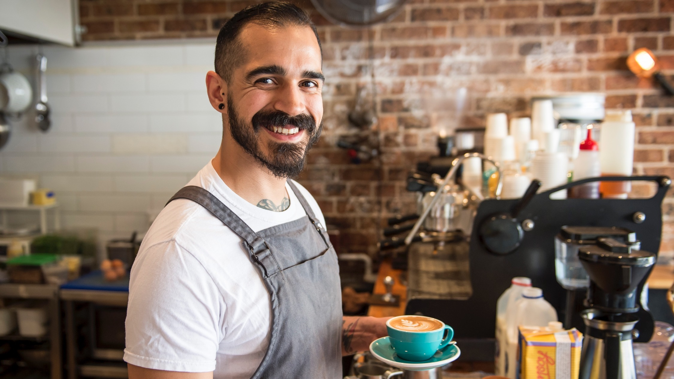 Pyrmont café owner Eric Mendoza shares his highlights of the area