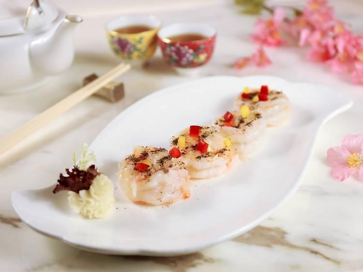 大官廳︰中菜盛宴