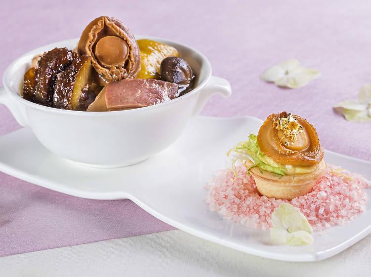 花月庭︰加碼燕窩甜品