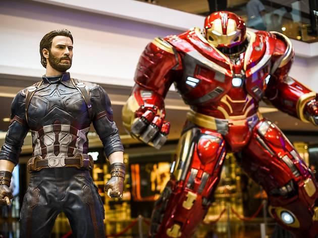 Marvel Studios《復仇者聯盟3︰無限之戰》展