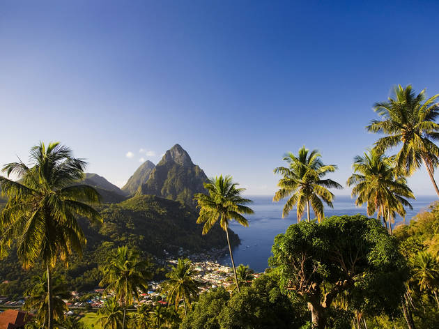 The five most Instagrammable places in Saint Lucia