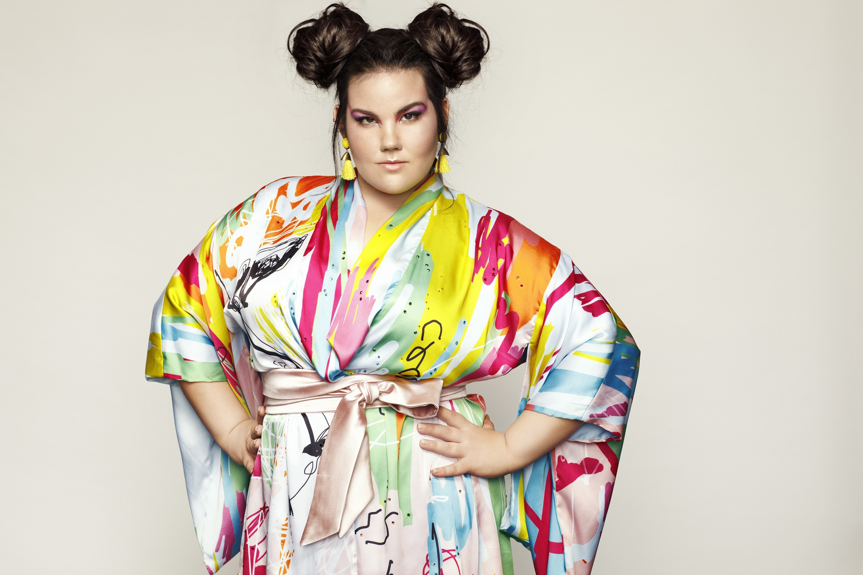 An interview with Eurovision's Israeli songstress, Netta Barzilai