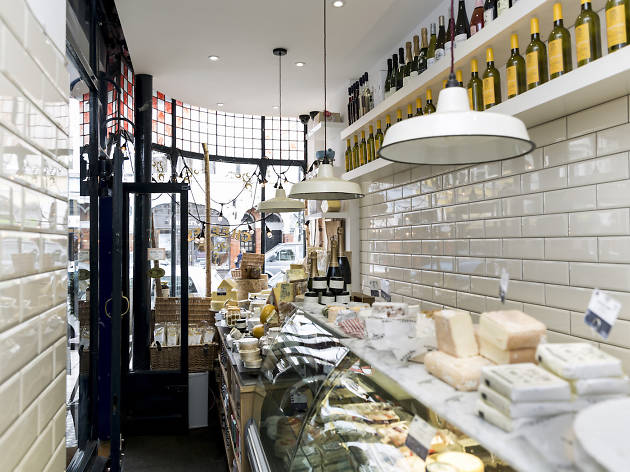 Cheeses Of Muswell Hill Shopping In Muswell Hill London