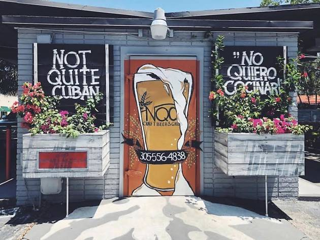 NQC Craft Beer & Grub