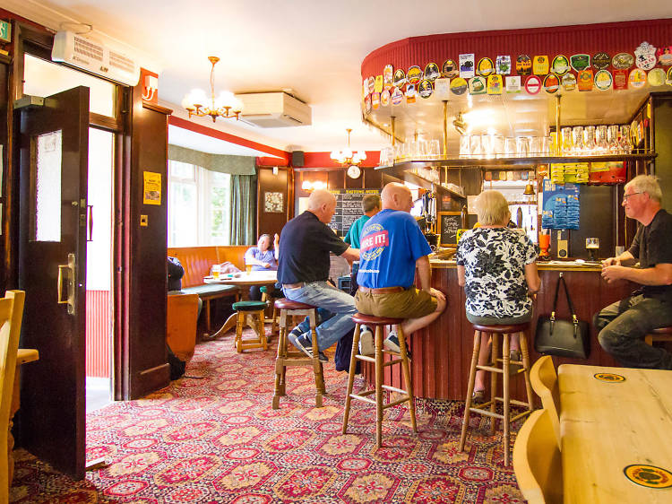 Most Loved Local Bar or Pub