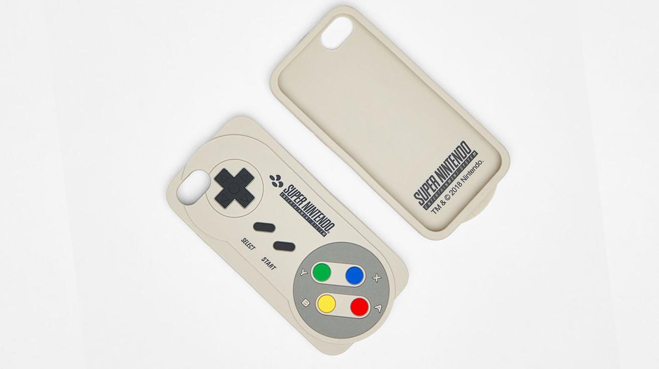 Carcasa Super Nintendo