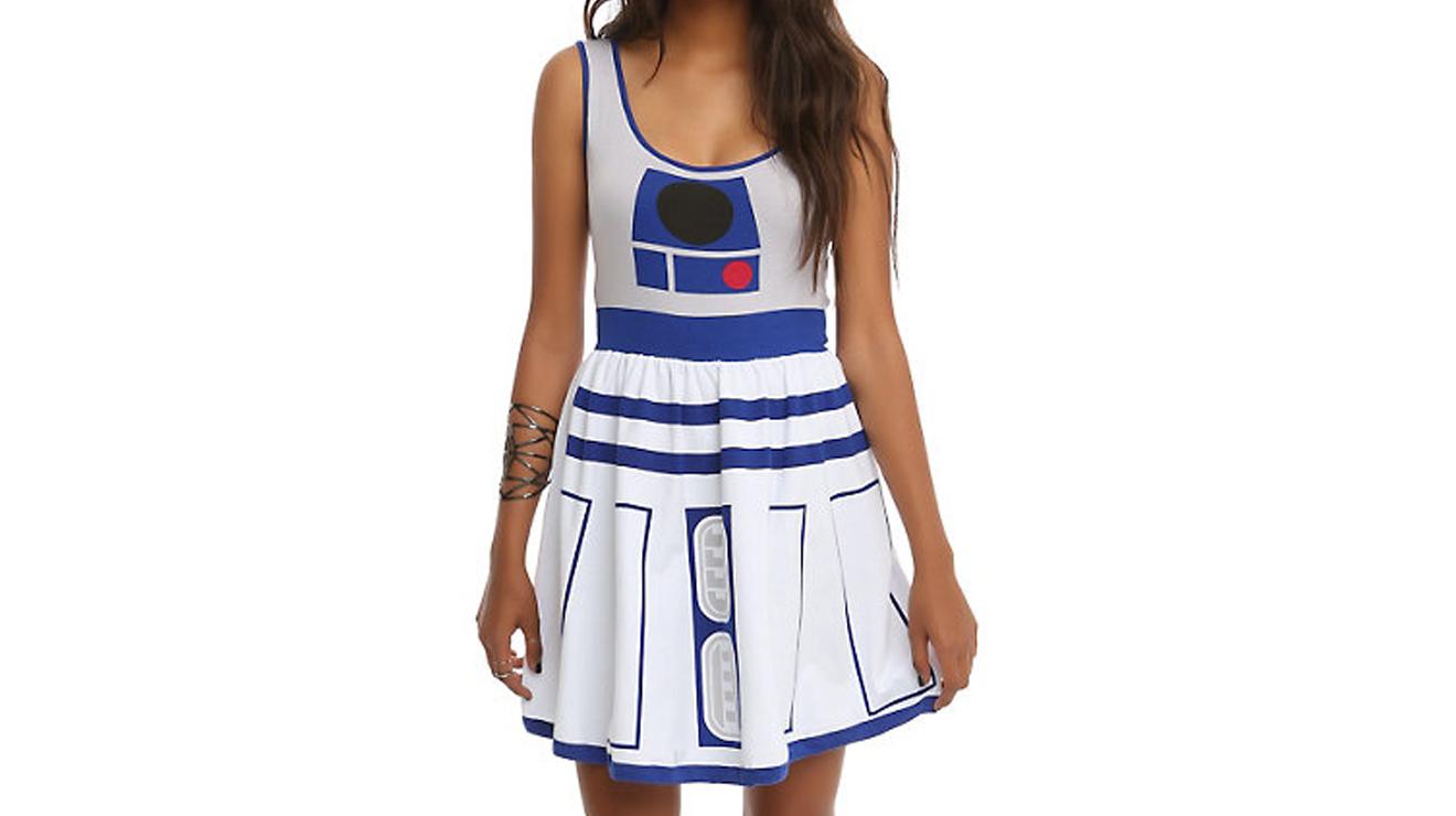 Vestido R2-D2