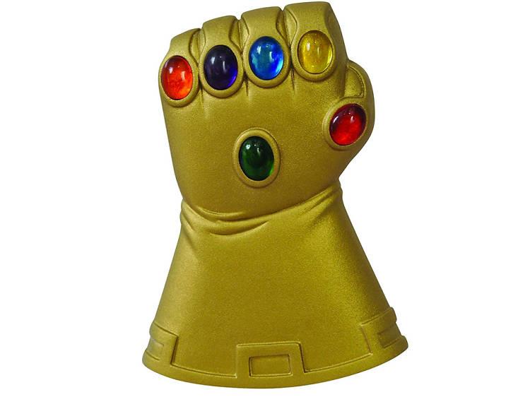 Destapador Guante del infinito Marvel