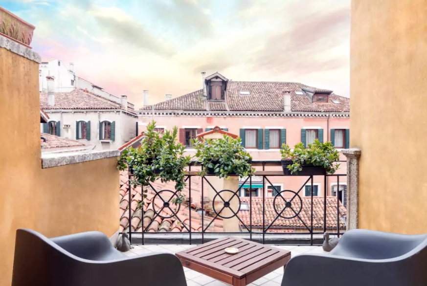 Venice's coolest Airbnbs