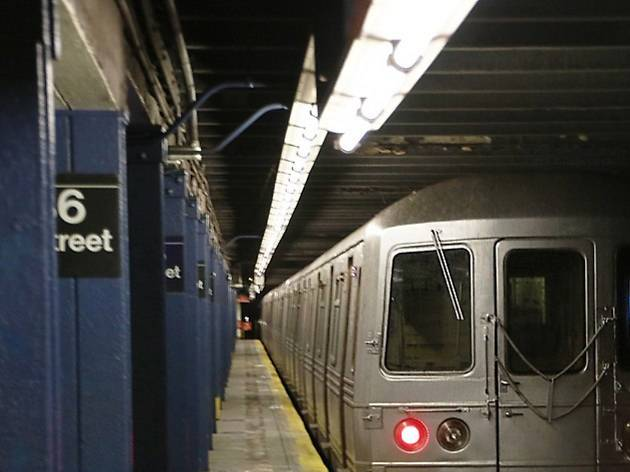 The UWS is about to get hit with five months of subway closures