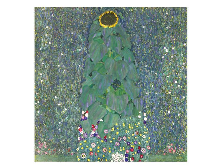 Gustav Klimt, Sunflower, 1906