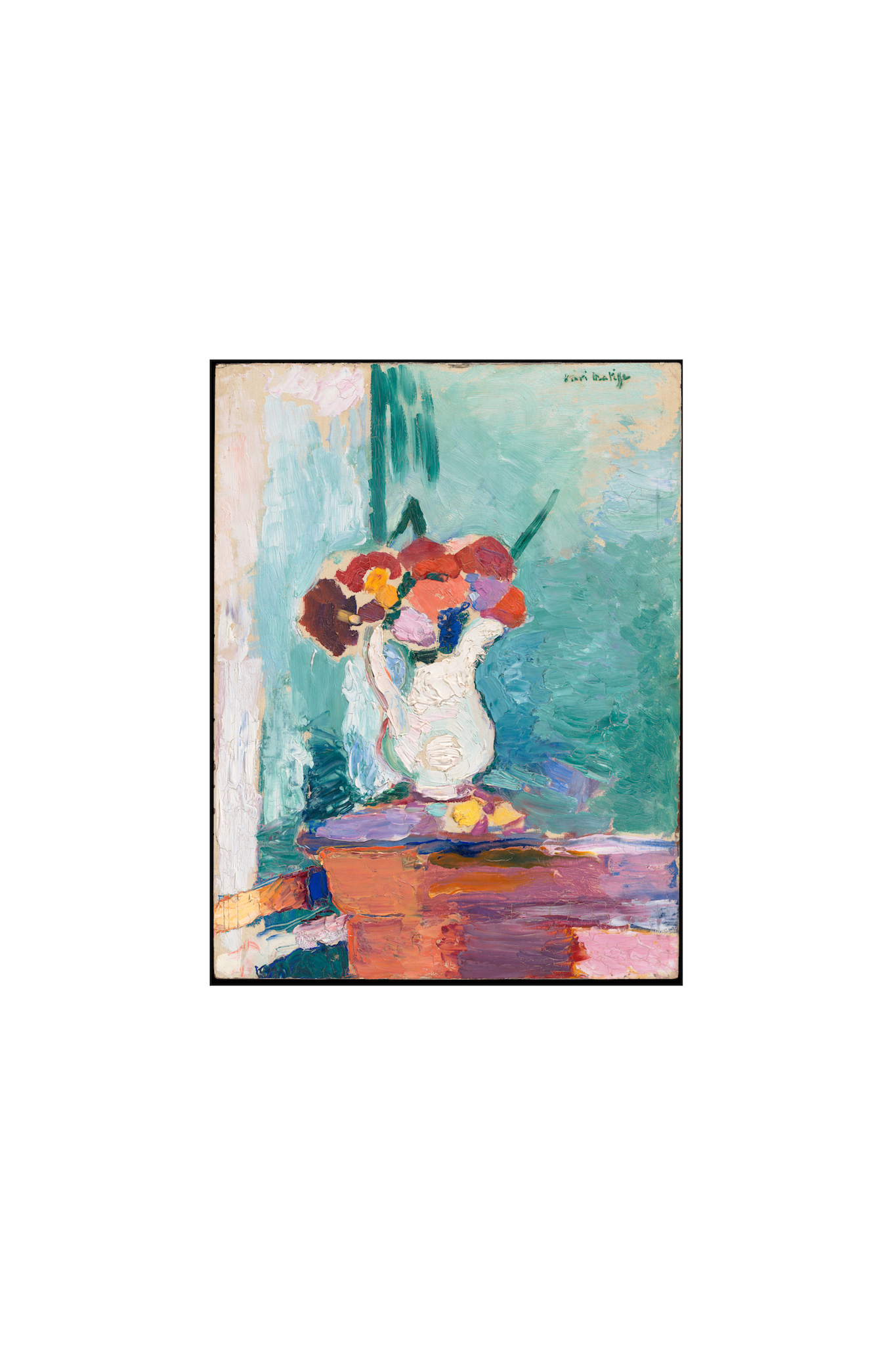 Henri Matisse, Flowers, 1907