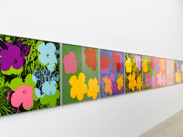 Best Flower Paintings Of All Time From Van Gogh To Lichtenstein