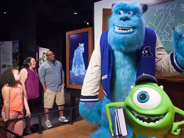"""The Science Behind Pixar"""