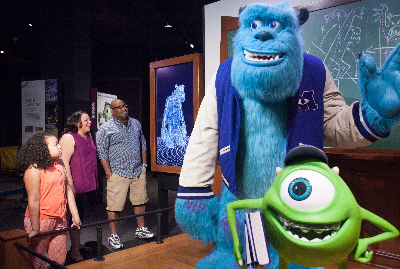 """""""The Science Behind Pixar"""""""