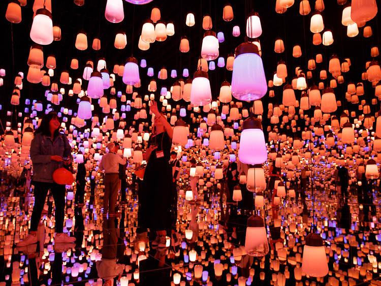 チームラボと森ビル、世界初のデジタルアートミュージアムを6月21日にオープン
