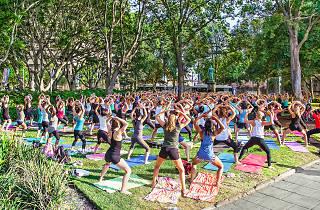 Israel Yoga Festival