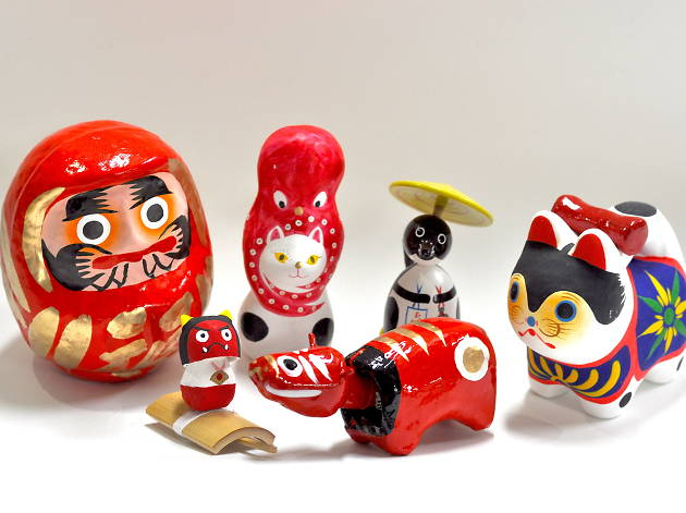 Guide to Japanese folk toys
