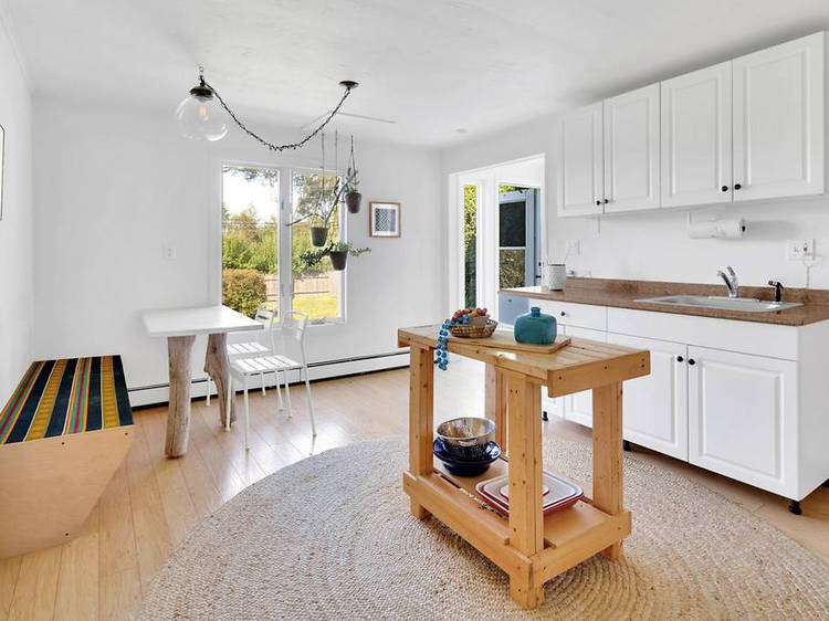 Two-Bedroom Bungalow Between Surf Lodge and Beach in Montauk