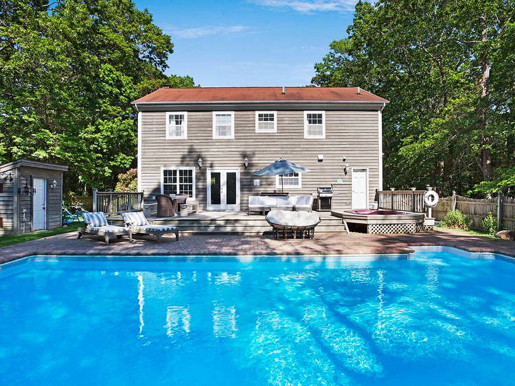 Casual Chic: Wellness-Minded Retreat Home in East Hampton