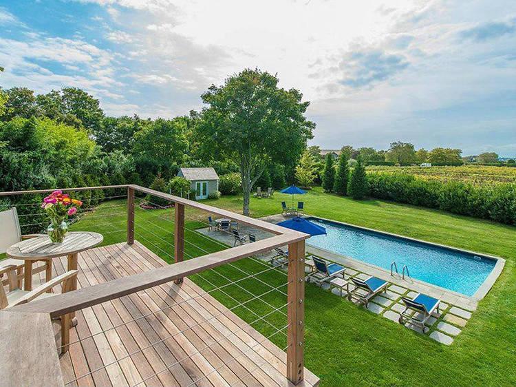 The best Hamptons Airbnb rentals