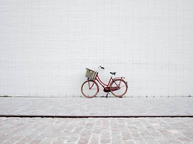 Simpatico Theatre presents Red Bike.