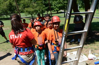 Psst! You can get free access to this zip line and adventure course
