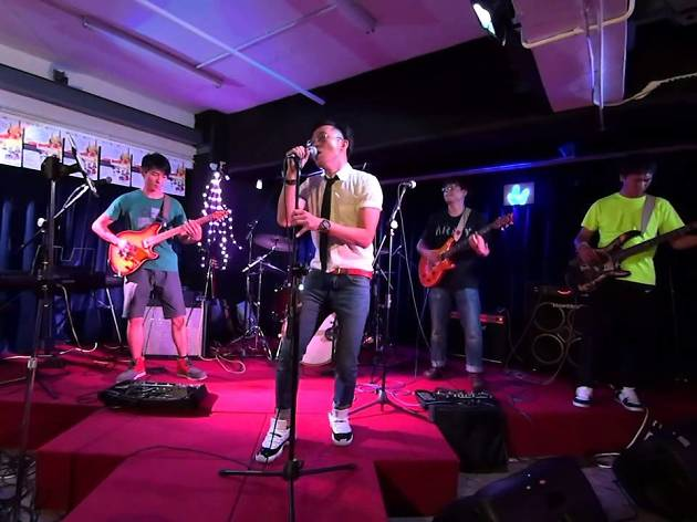 Rock Angel Band House