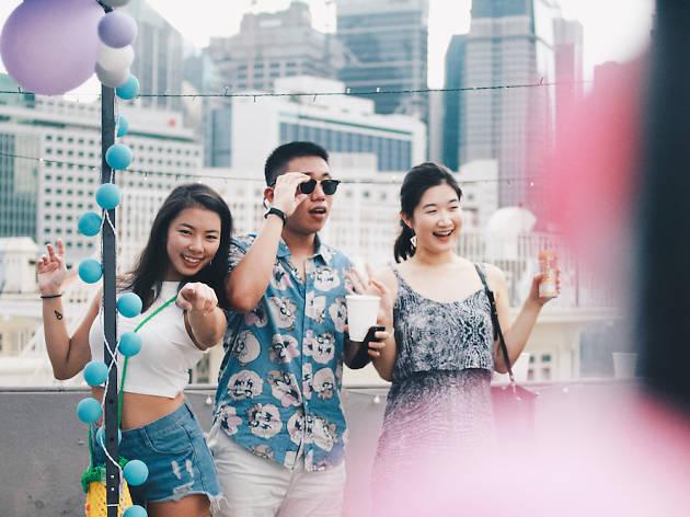 Ice Cream Sundays Gallery Groove