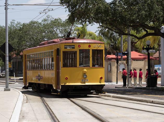 TECO Line Streetcar
