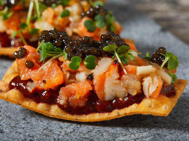Mercedes Me - Flatbread Cracker