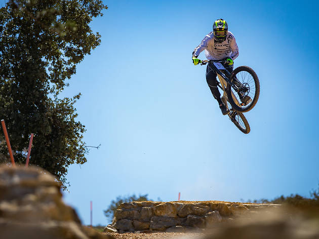 Lošinj hosts the Mountain Bike Downhill World Cup