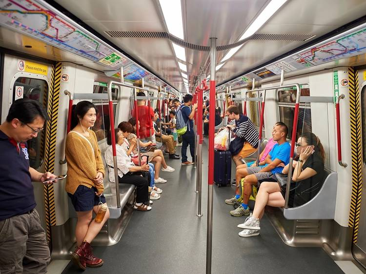 Your guide to public transportation in Hong Kong