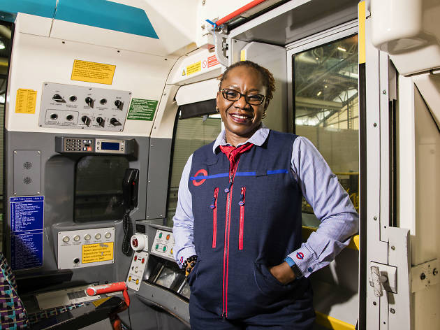 Lara Balogun TYOK Tube Driver