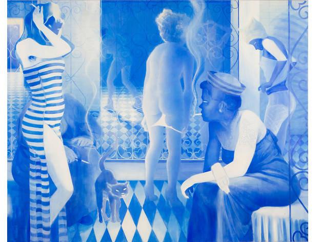 Art Now: Lisa Brice