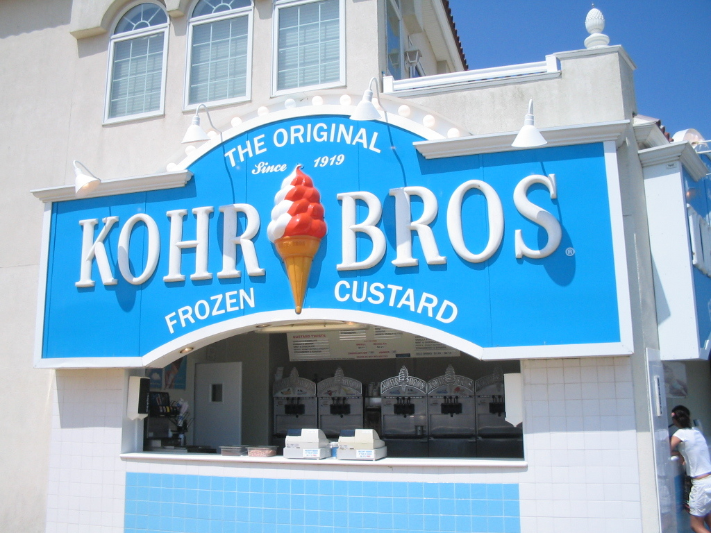 Kohr Bros Frozen Custard