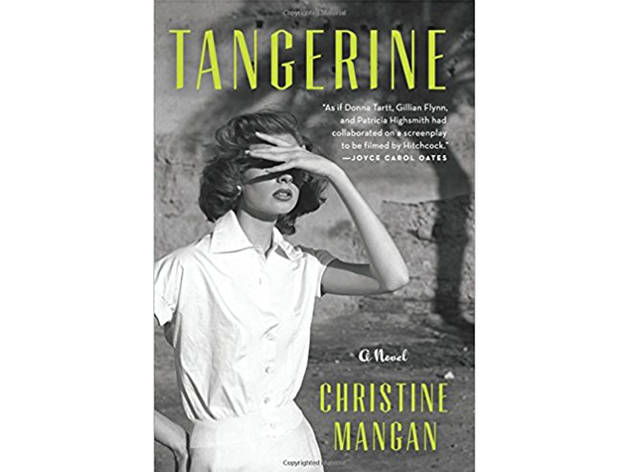 Tangerine: A Novel by Christine Mangan