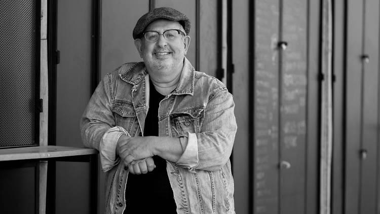 Marco Rascón, candidato a la jefatura de la CDMX por el Partido Humanista