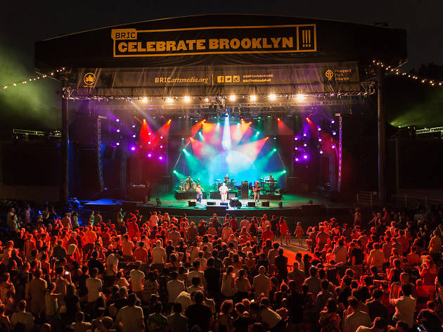 BRIC Celebrate Brooklyn! 2019 Lineup