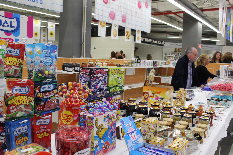 Inauguração do mercado temporário do Bolhão