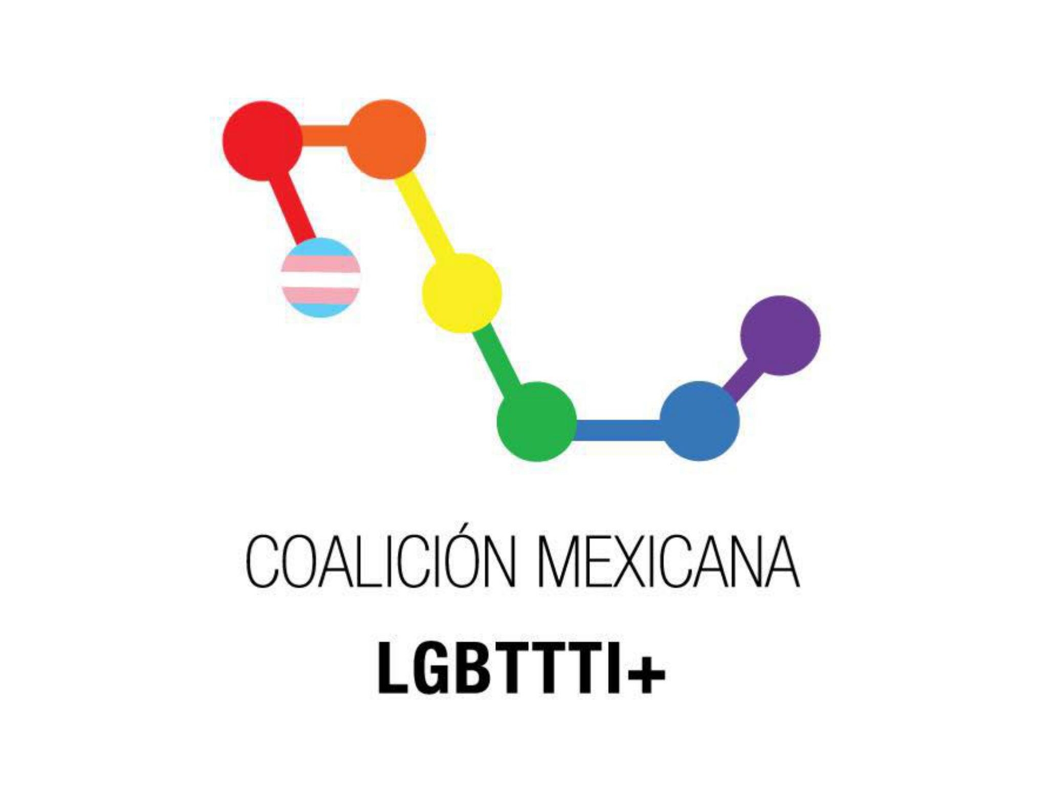 Coalición Mexicana LGBTTTI en la CDMX