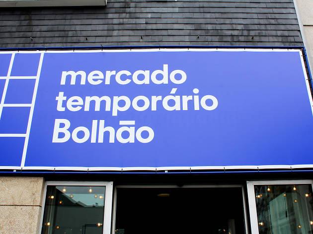 Mercado Temporário Bolhão