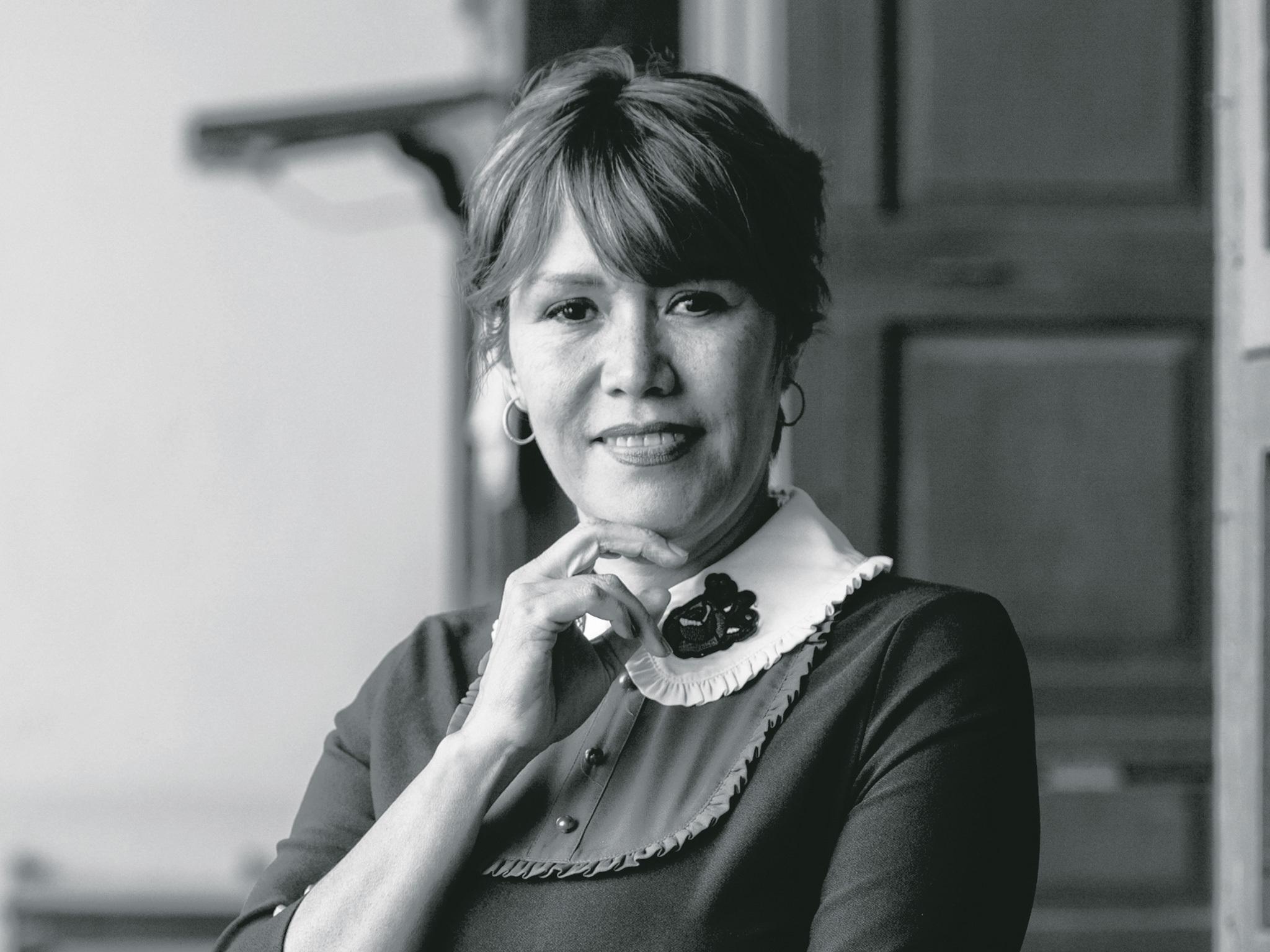 Lorena Osornio, candidata independiente