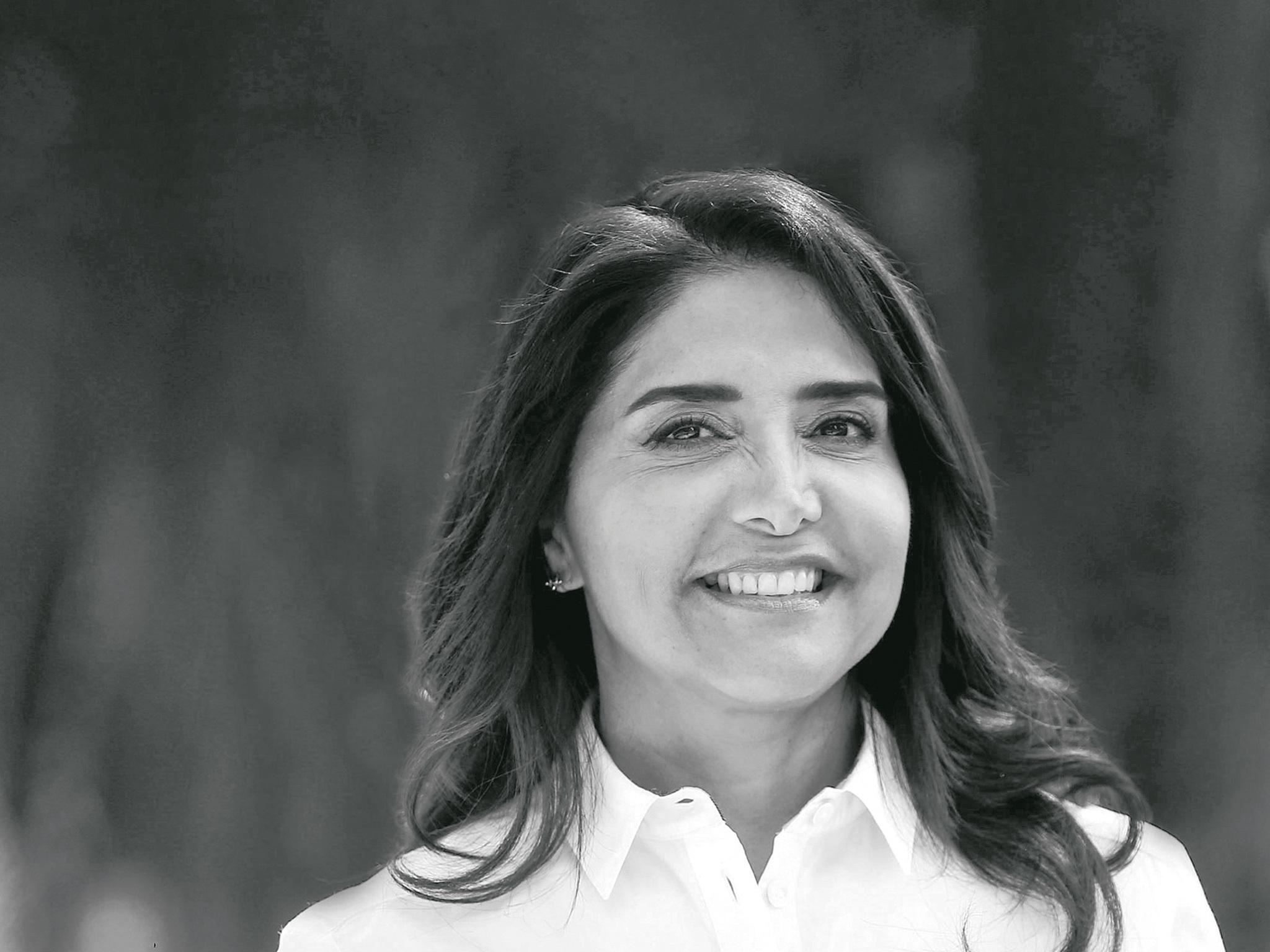 Alejandra Barrales, candidata Por la CDMX al Frente